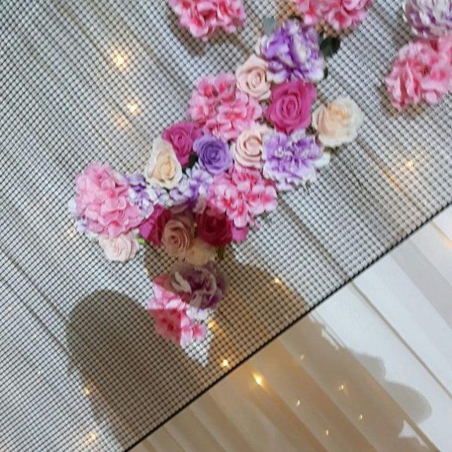 Work in progress photos from last weeks flower crown cmwwednesdayhellip